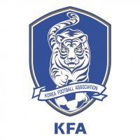 Korea Football Association vector
