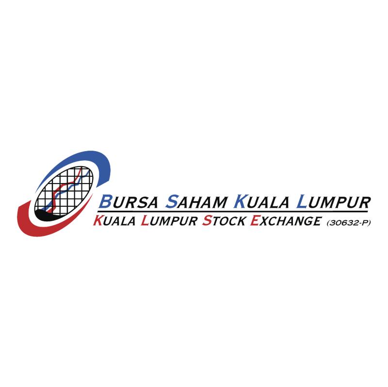 Kuala Lumpur Stock Exchange vector