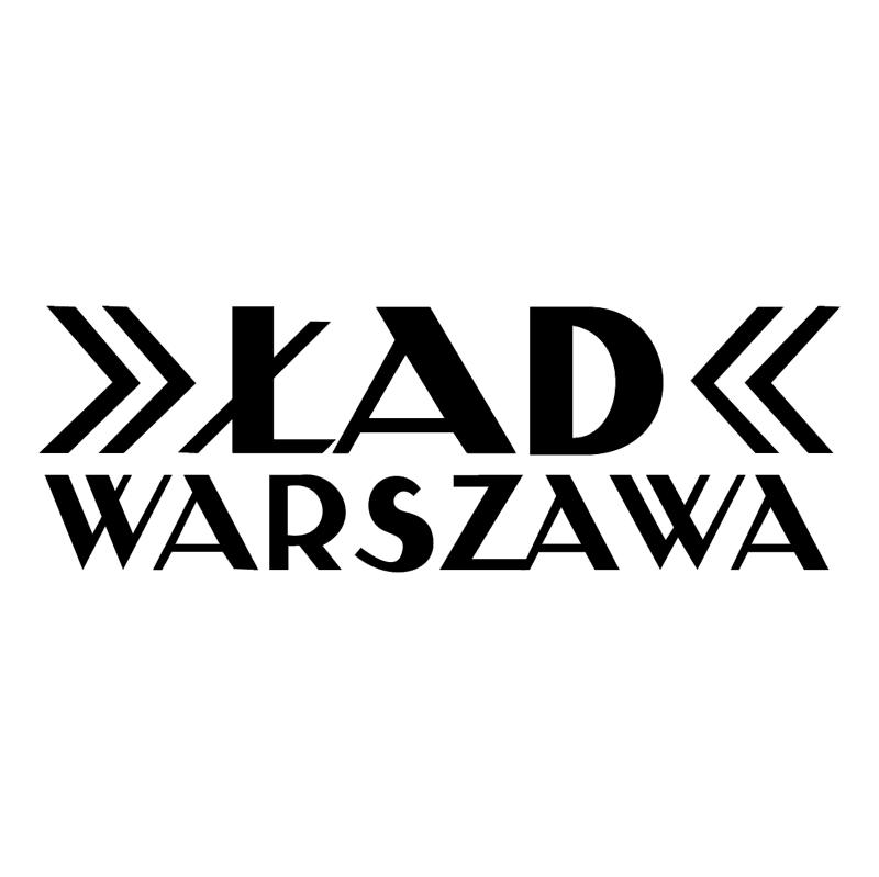 Lad Warszawa vector