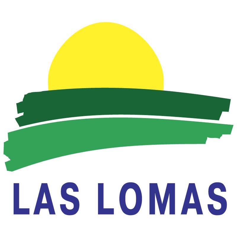 Las Lomas vector