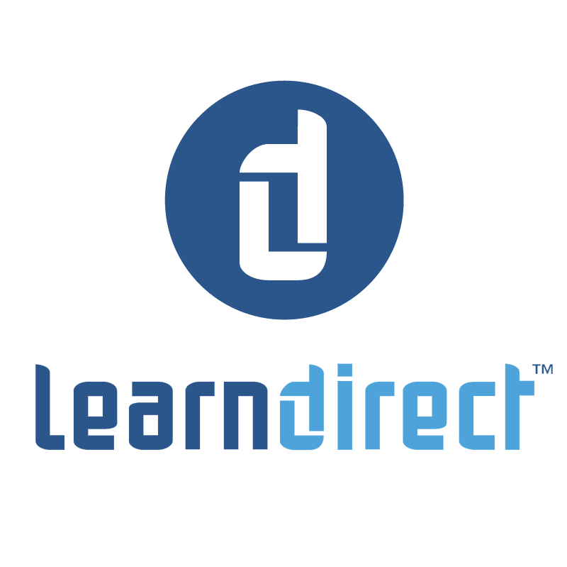 learndirect vector logo