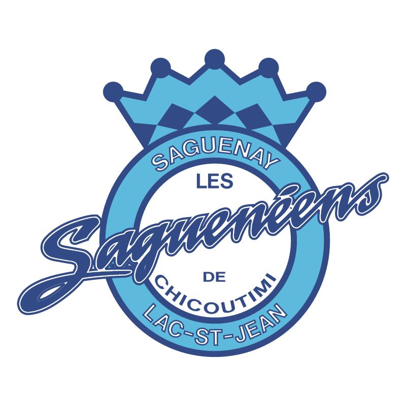 Les Sagueneens de Chicoutimi vector logo