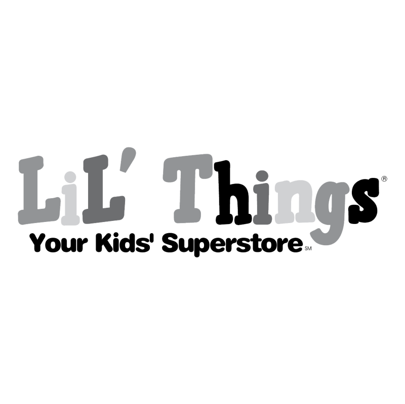 LiL' Things vector