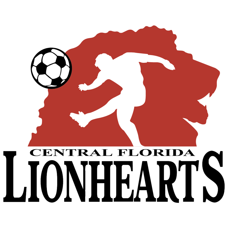 Lionhearts vector