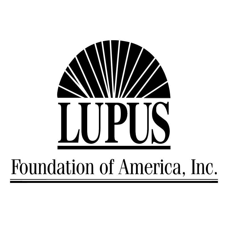 Lupus Foundation of America vector