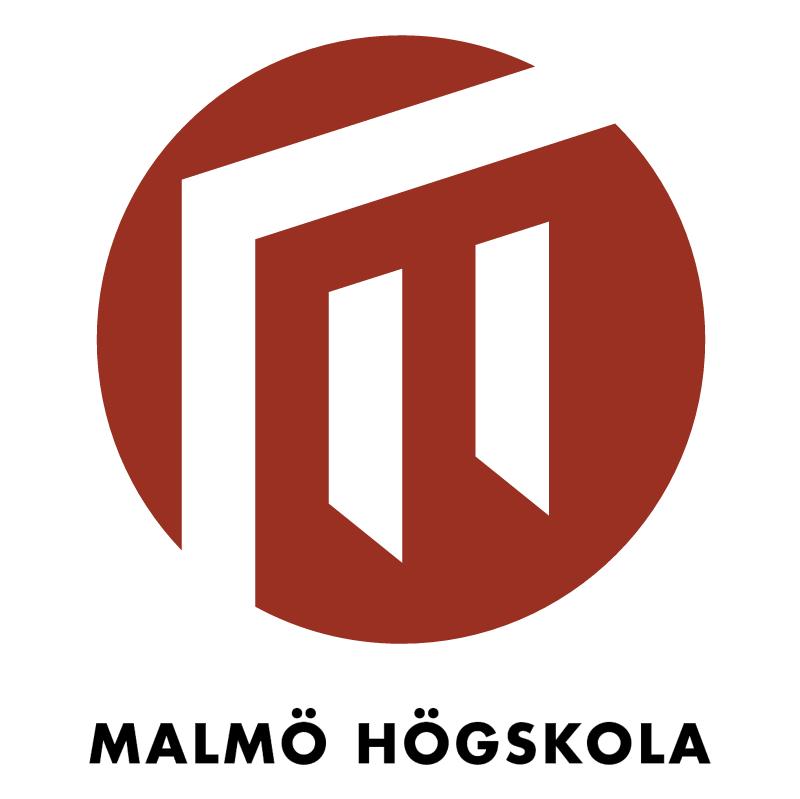 Malmo Hogskola vector logo