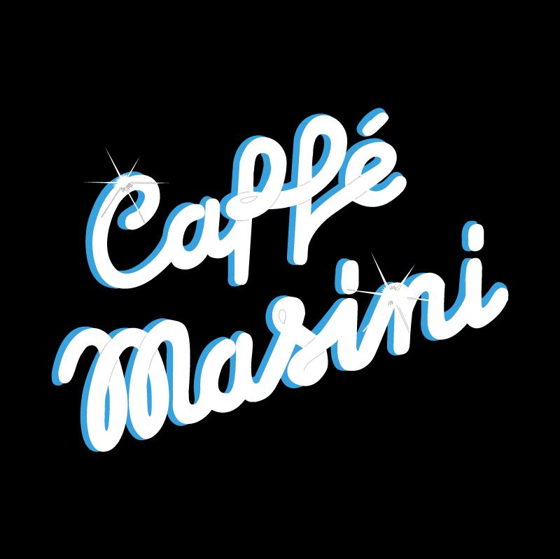 Masini Caffe vector