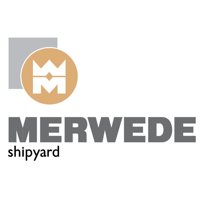Merwede Shipyard vector logo