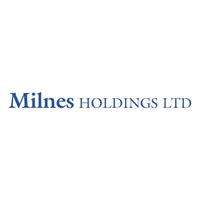 Milnes Holdings vector