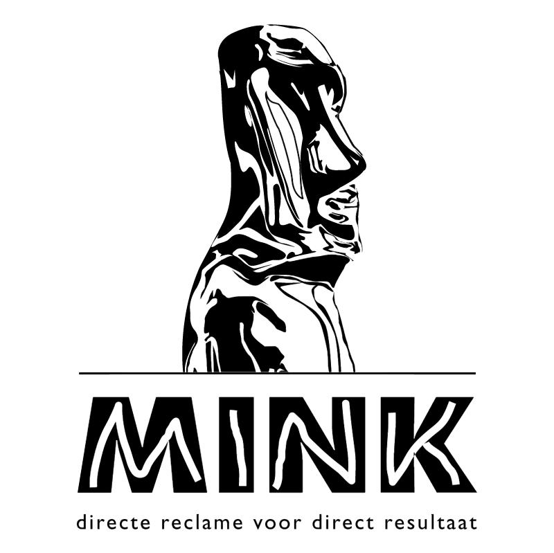 MINK vector logo