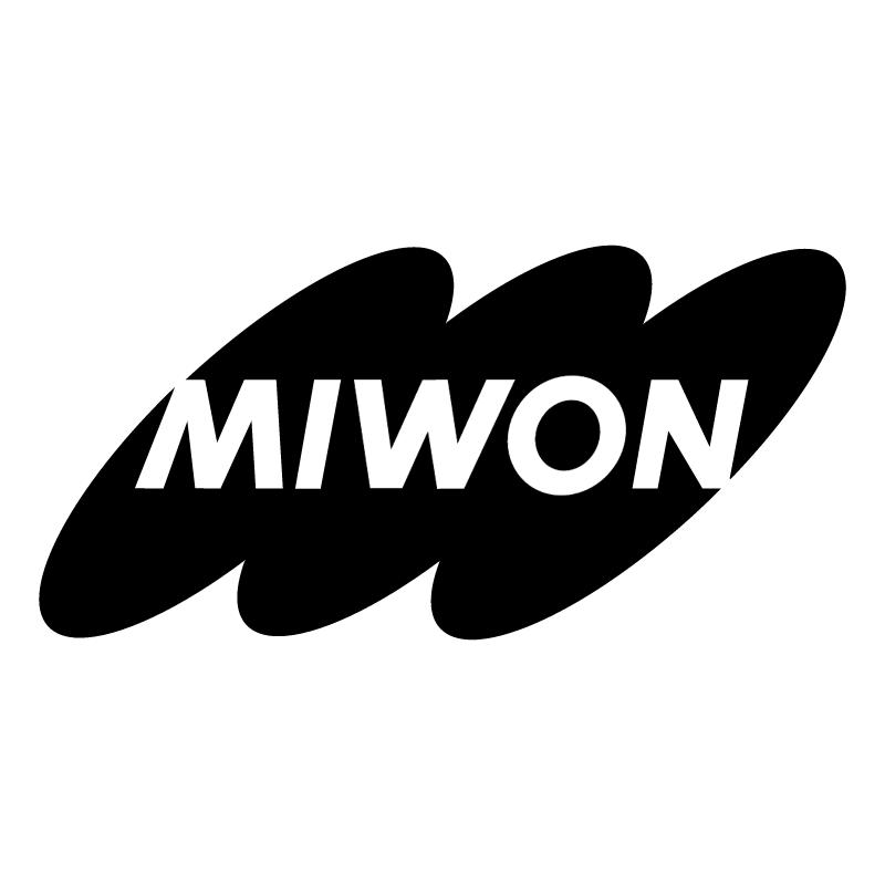 Miwon Group vector logo