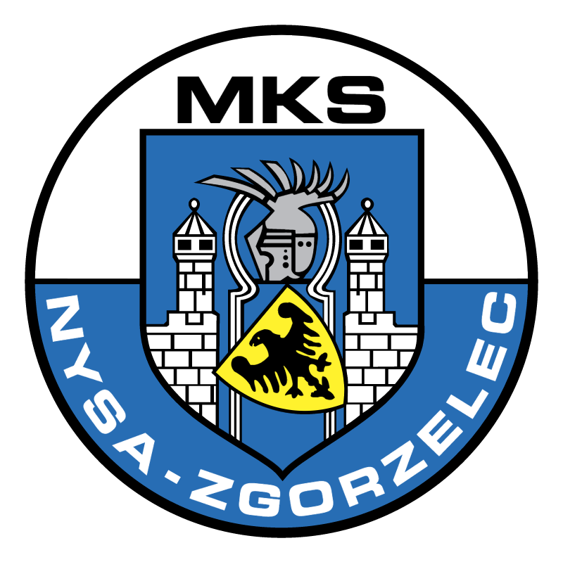 MKS Nysa Zgorzelec vector logo