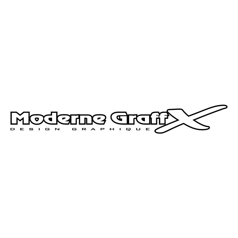 Moderne Graffx vector