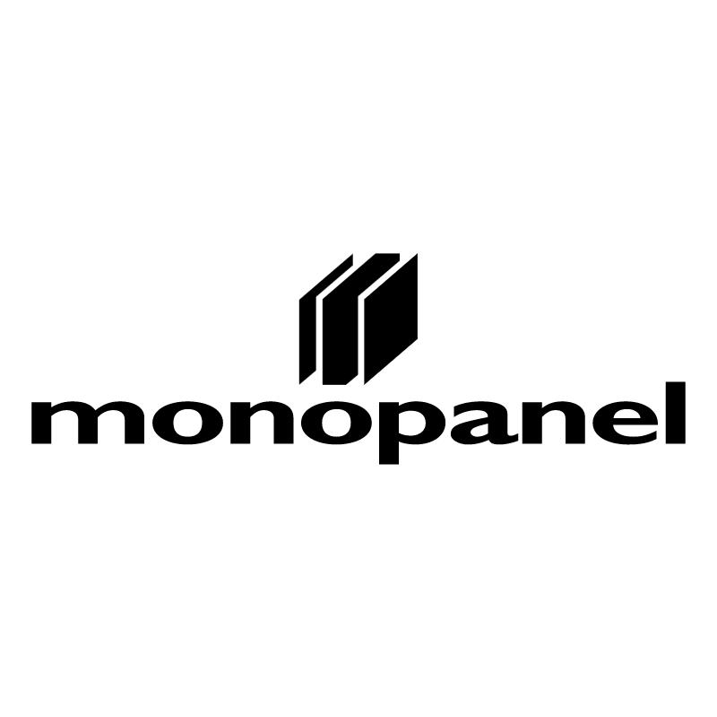 Monopanel vector logo