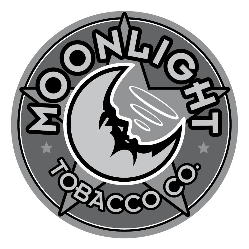 Moonlight Tobacco vector logo