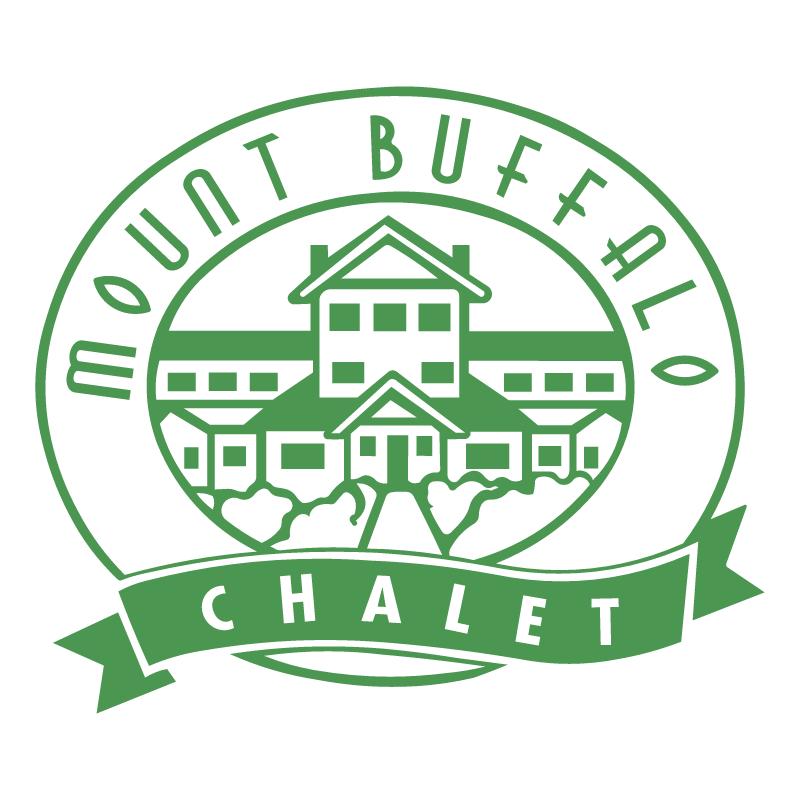 Mount Buffalo Chalet vector