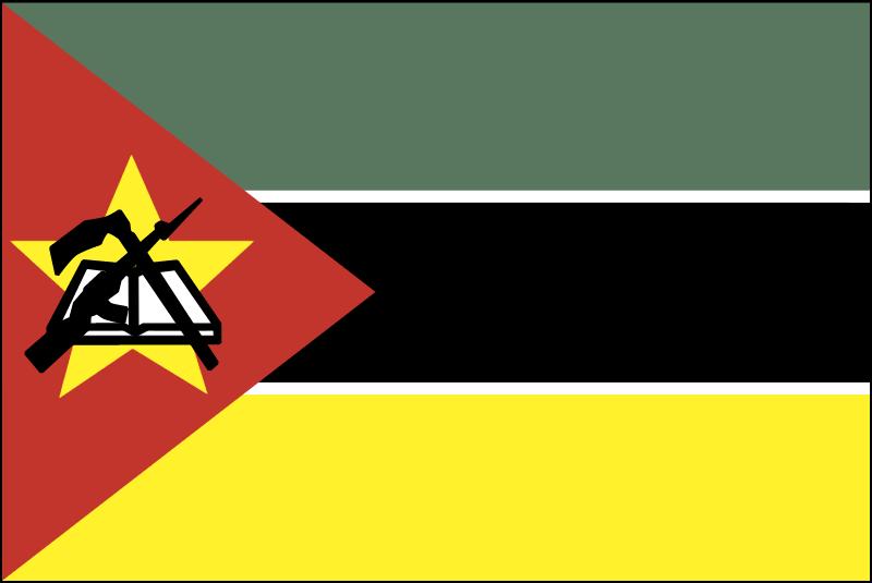 mozambiq vector logo
