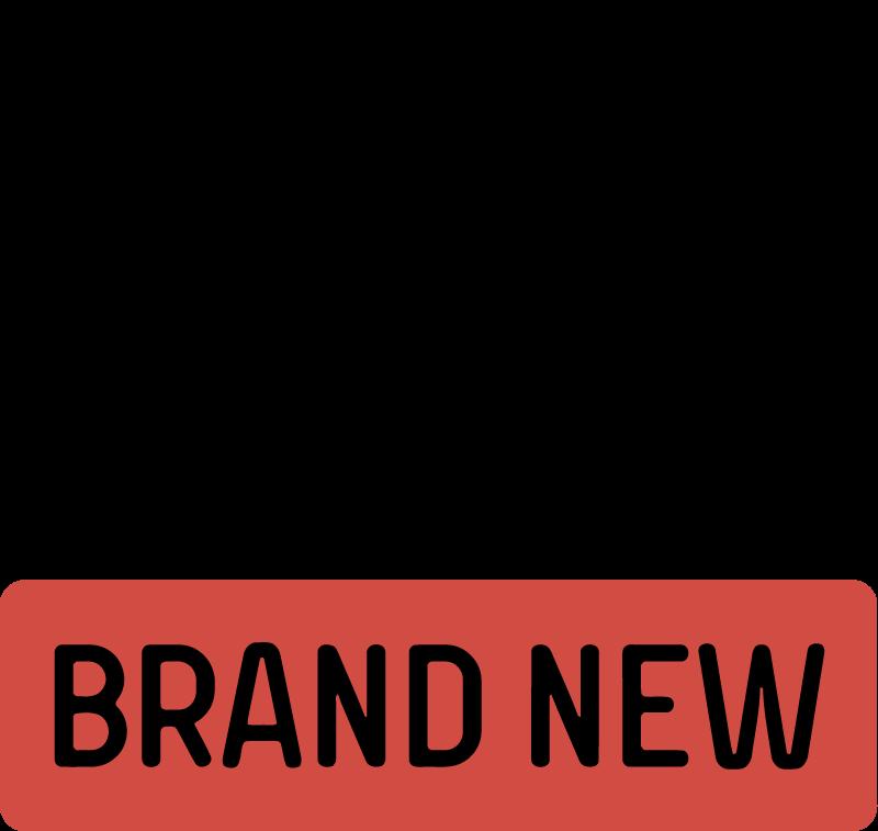 MTV Brand New vector logo