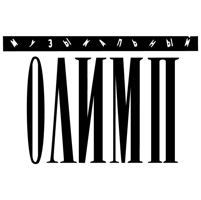 Muzykalnyj Olimp vector