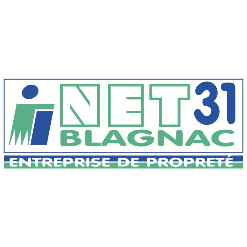 Net 31 Blagnac vector