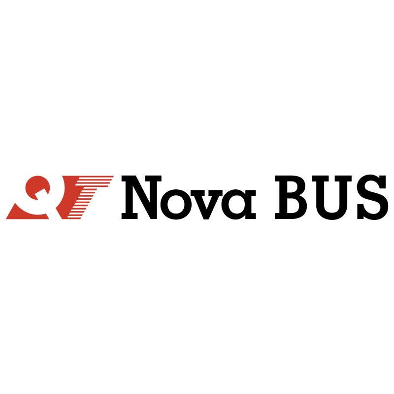 Nova Bus vector