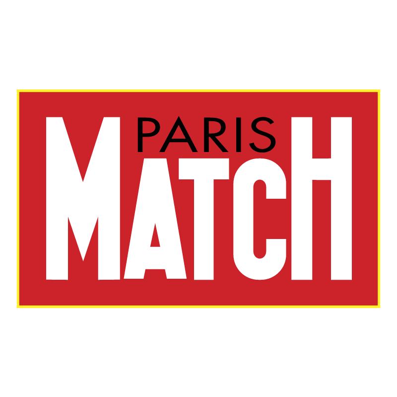 Paris Match vector