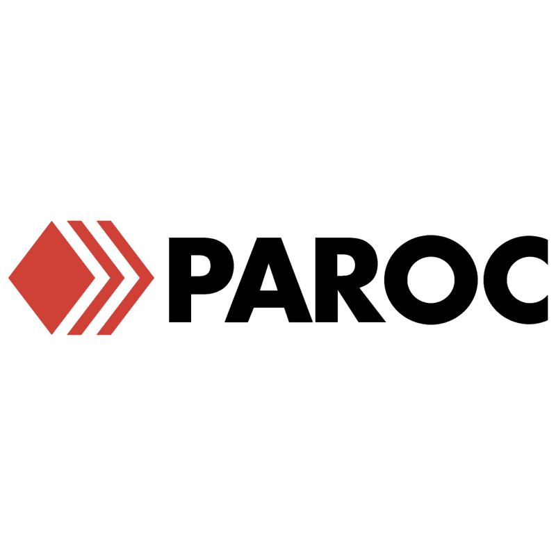 Paroc vector logo