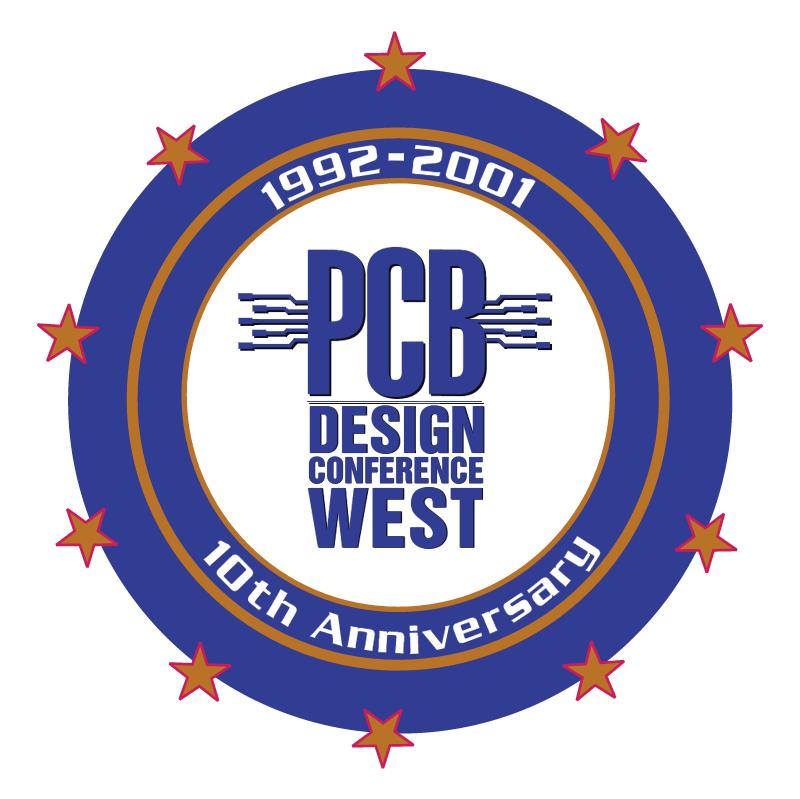 PCB Design Conference vector