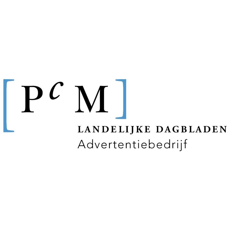 PCM Landelijke Dagbladen vector
