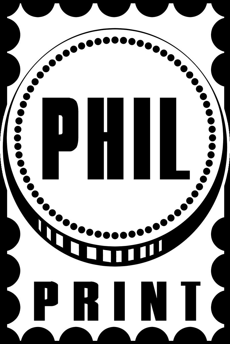 Phil Print vector