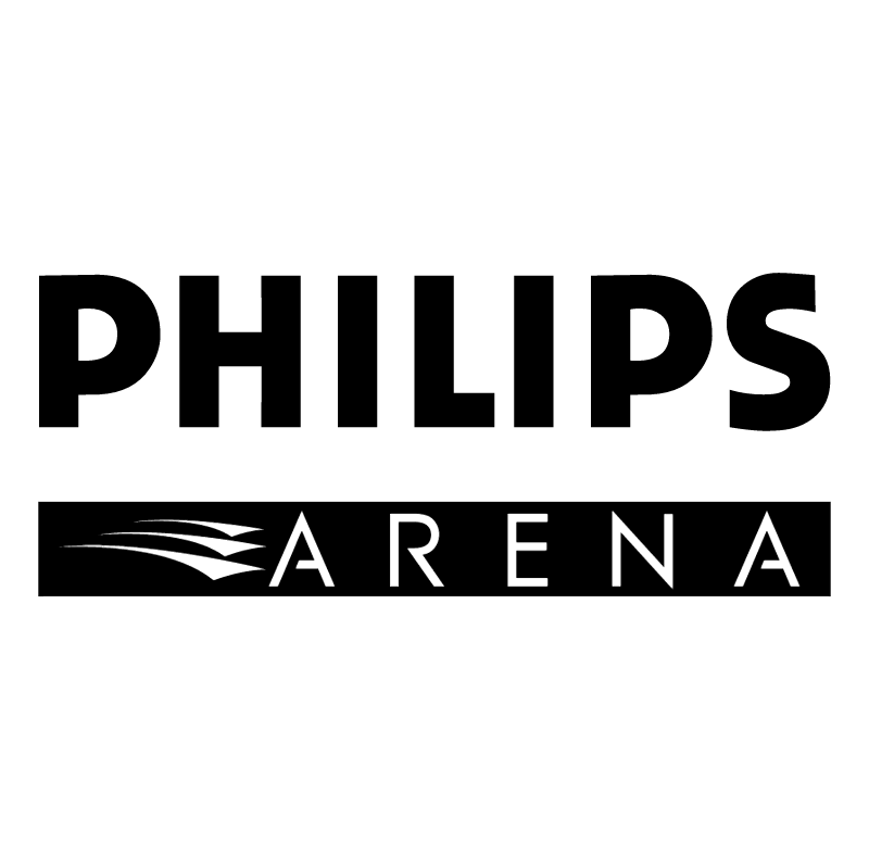 Philips Arena vector