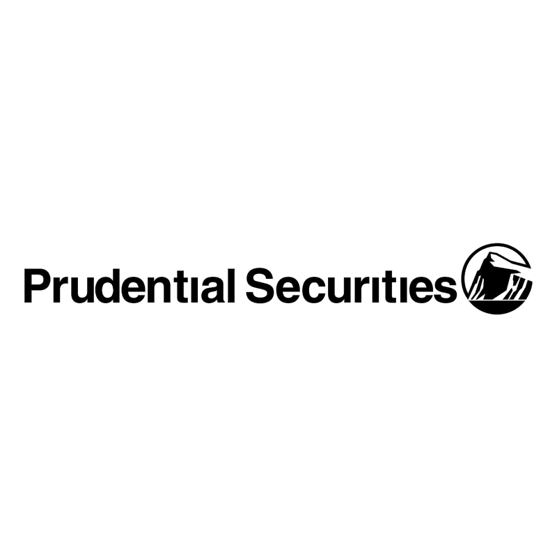 Prudential Securities vector