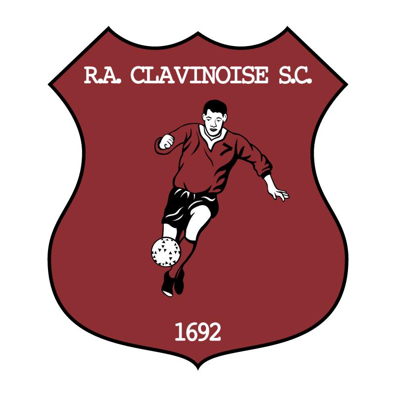 RA Clavinoise SC vector