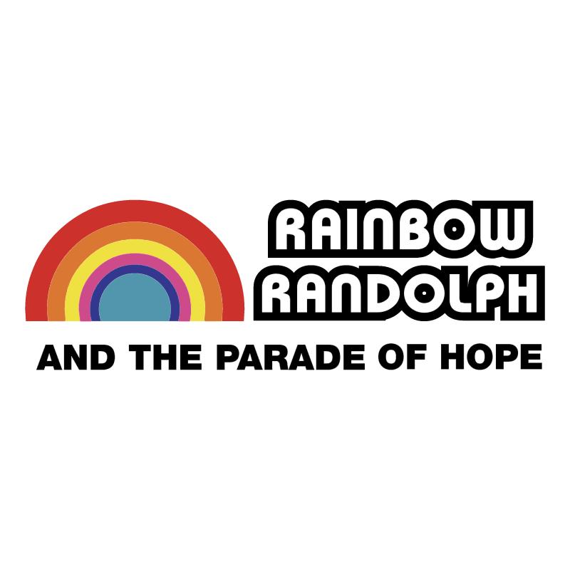 Rainbow Randolph vector logo