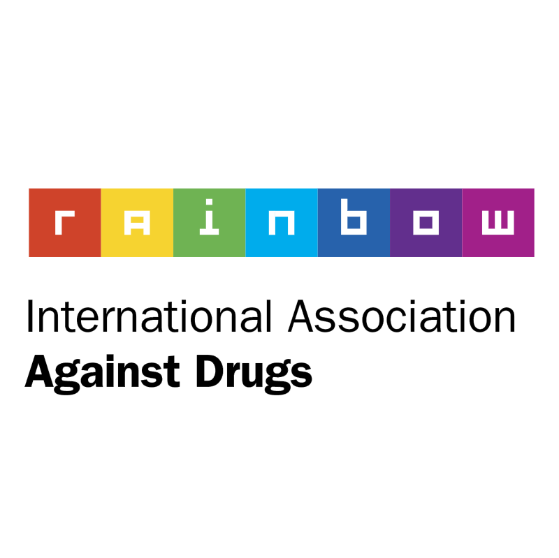 Rainbow San Patrignano vector logo