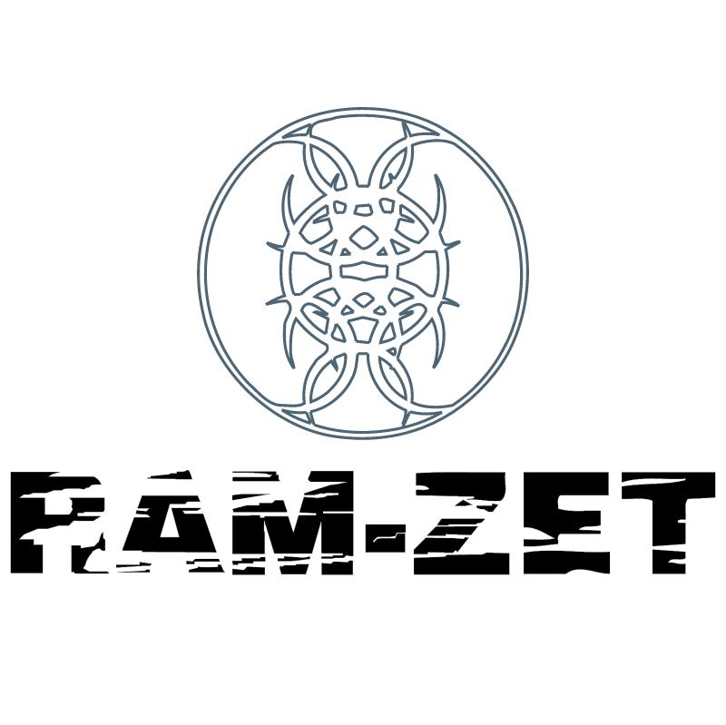 Ram Zet vector logo