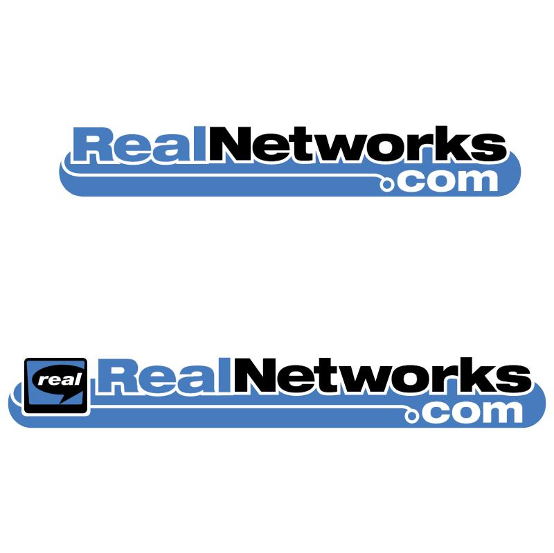 RealNetworks com vector