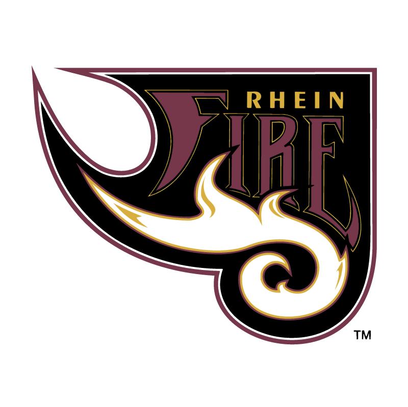 Rhein Fire vector