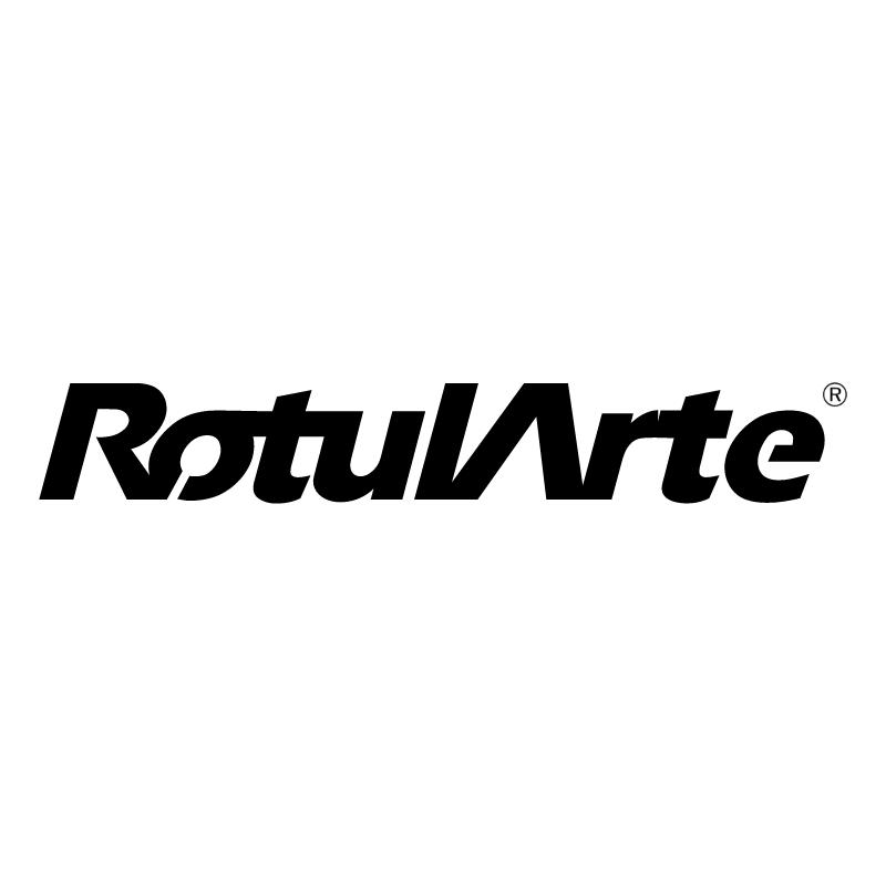 RotulArte vector logo