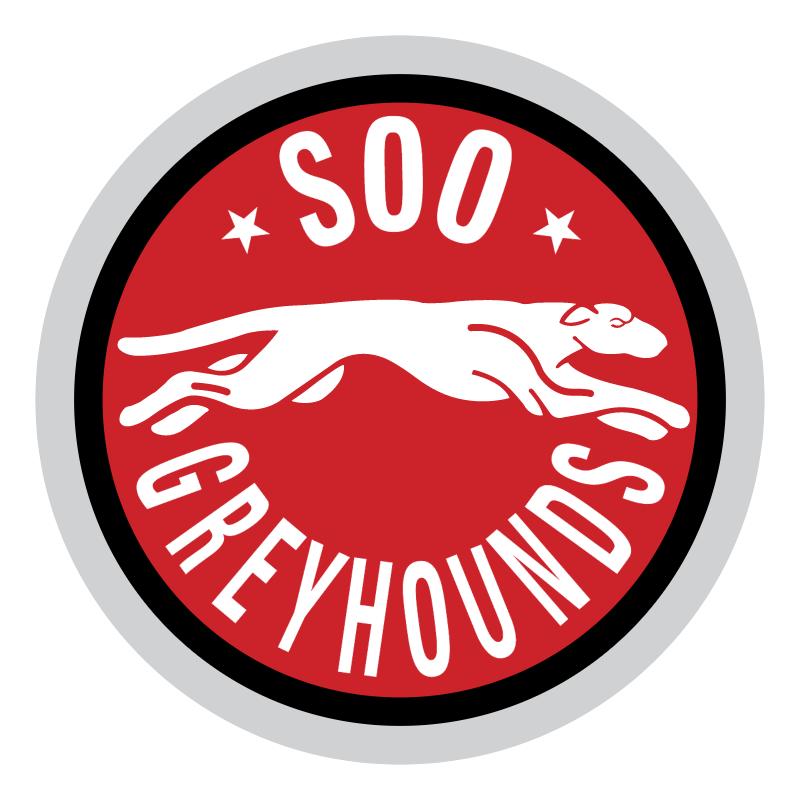 Sault Ste Marie Greyhounds vector