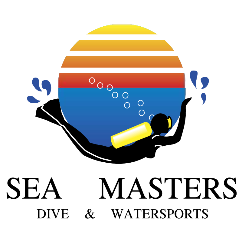 Sea Masters vector logo