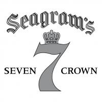 Seagram's Seven Crown vector