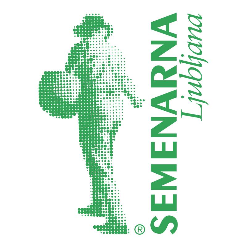 Semenarna Ljubljana vector