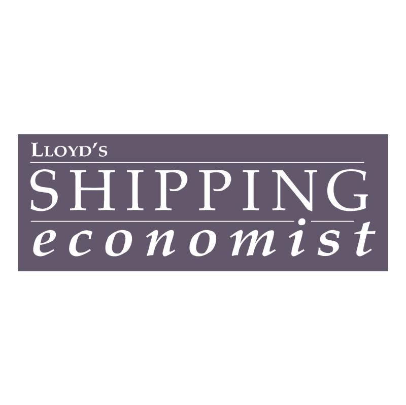 Shipping Economist vector