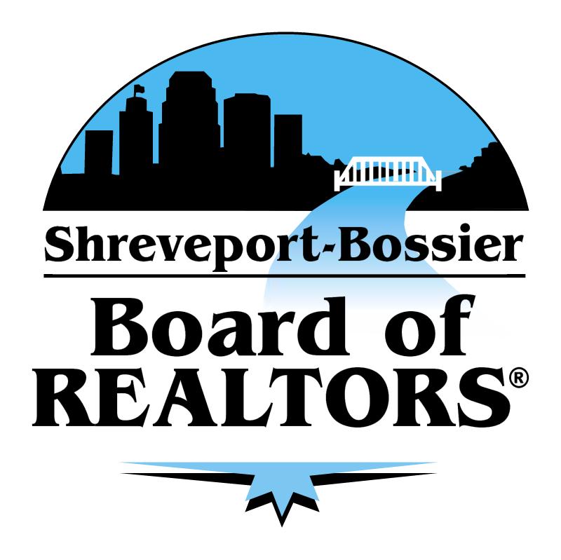 Shreveport Bossier Board of Realtors vector