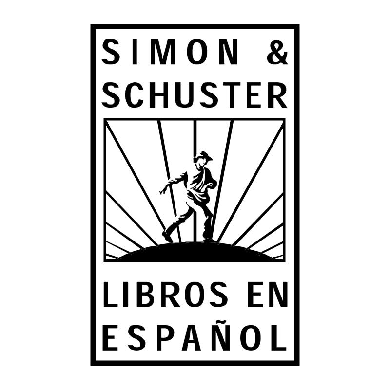 Simon & Schuster Libros En Espanol vector