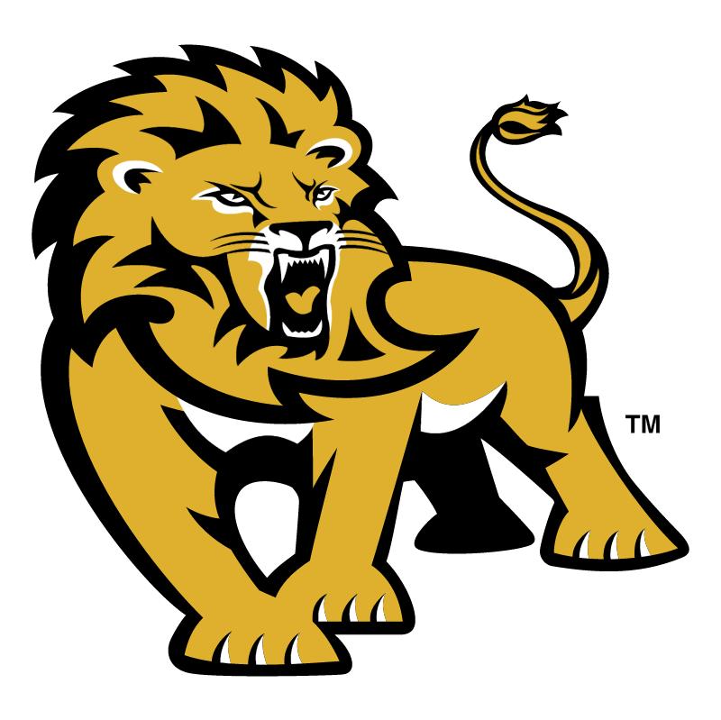 Southeastern Louisiana Tigers vector