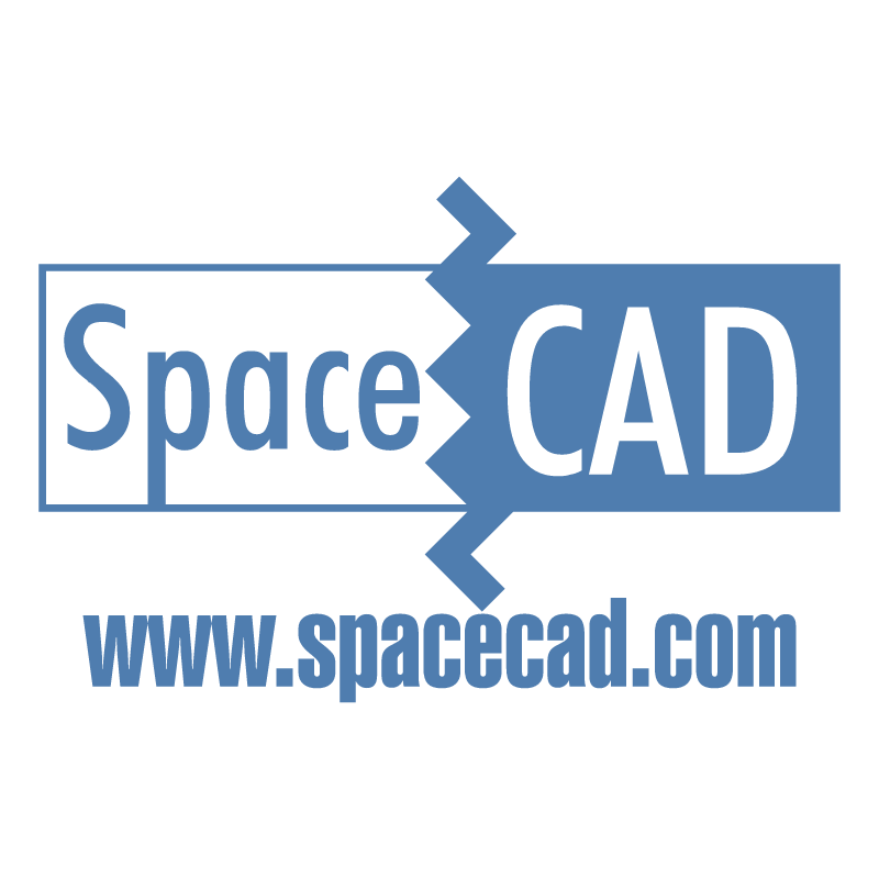 SpaceCAD vector logo