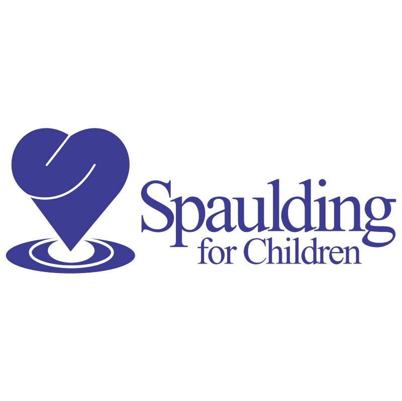 Spaulding for Children vector