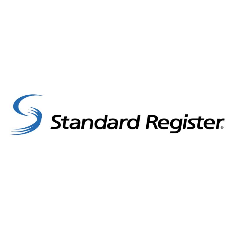Standard Register vector logo